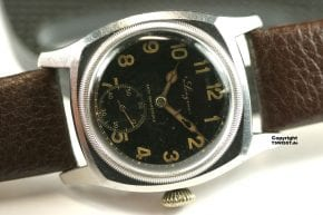 Longines Czech Military Watch