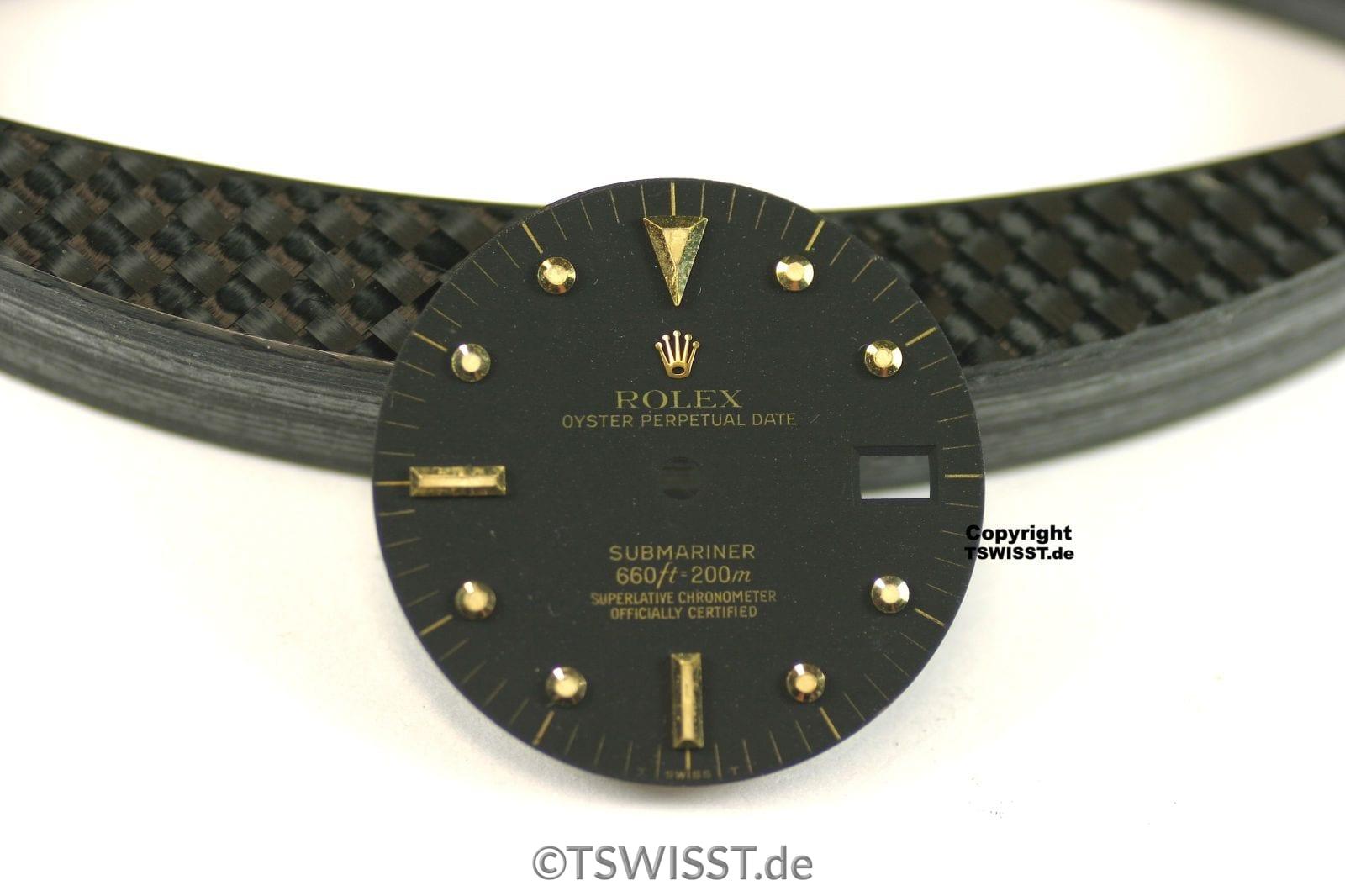 Rolex Submariner 1680 Zifferblatt Front