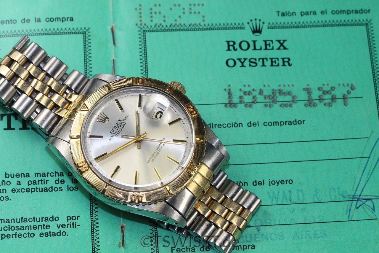 Rolex 1625 TOG