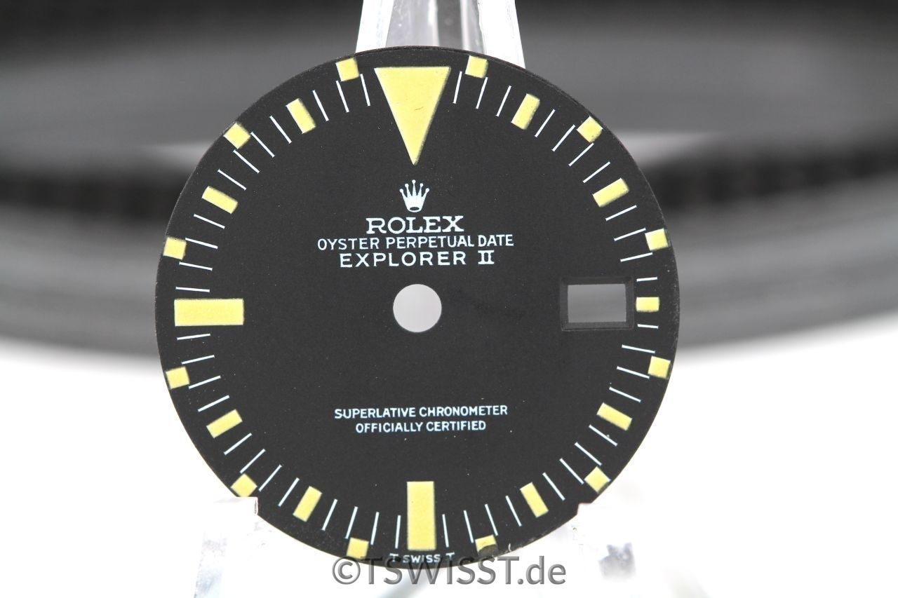Rolex 1655 MKI dial
