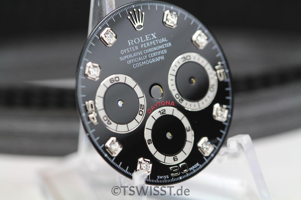 Zenith Daytona diamond dial