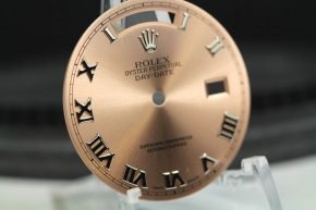 Rolex Day-Date copper dial