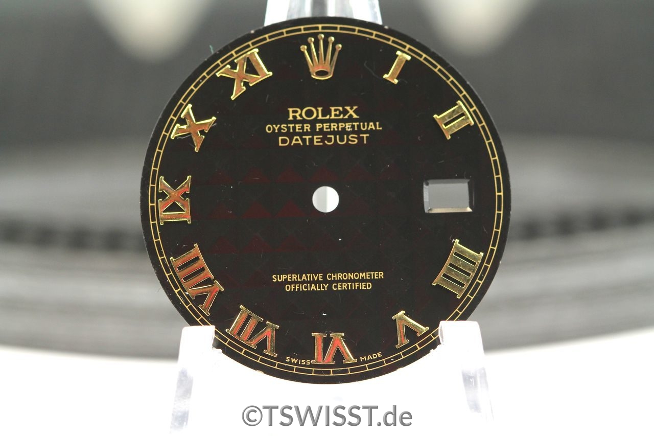 Rolex Pyramid dial for Datejust