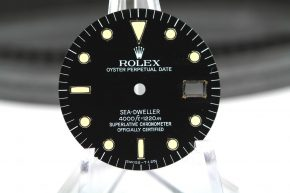 Rolex dial for 16660