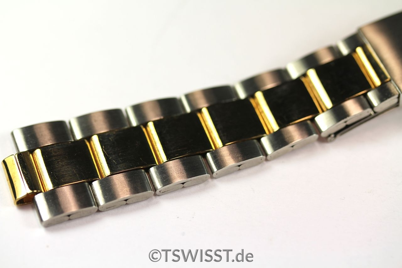 stahl gold armband f r rolex gmt 1675 t swiss t the. Black Bedroom Furniture Sets. Home Design Ideas