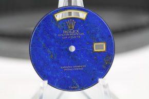 Rolex Lapis dial
