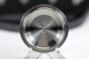 Rolex Sub 16610 caseback