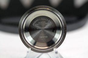Rolex 16550 caseback