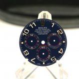 NOS Blue racing dial Rolex 116528/116523