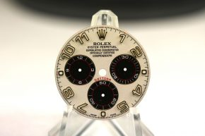 NOS Rolex racing dial incl. hands