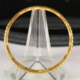 Rolex 1675 gold bezel