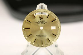 Rolex dial Day-Date gold