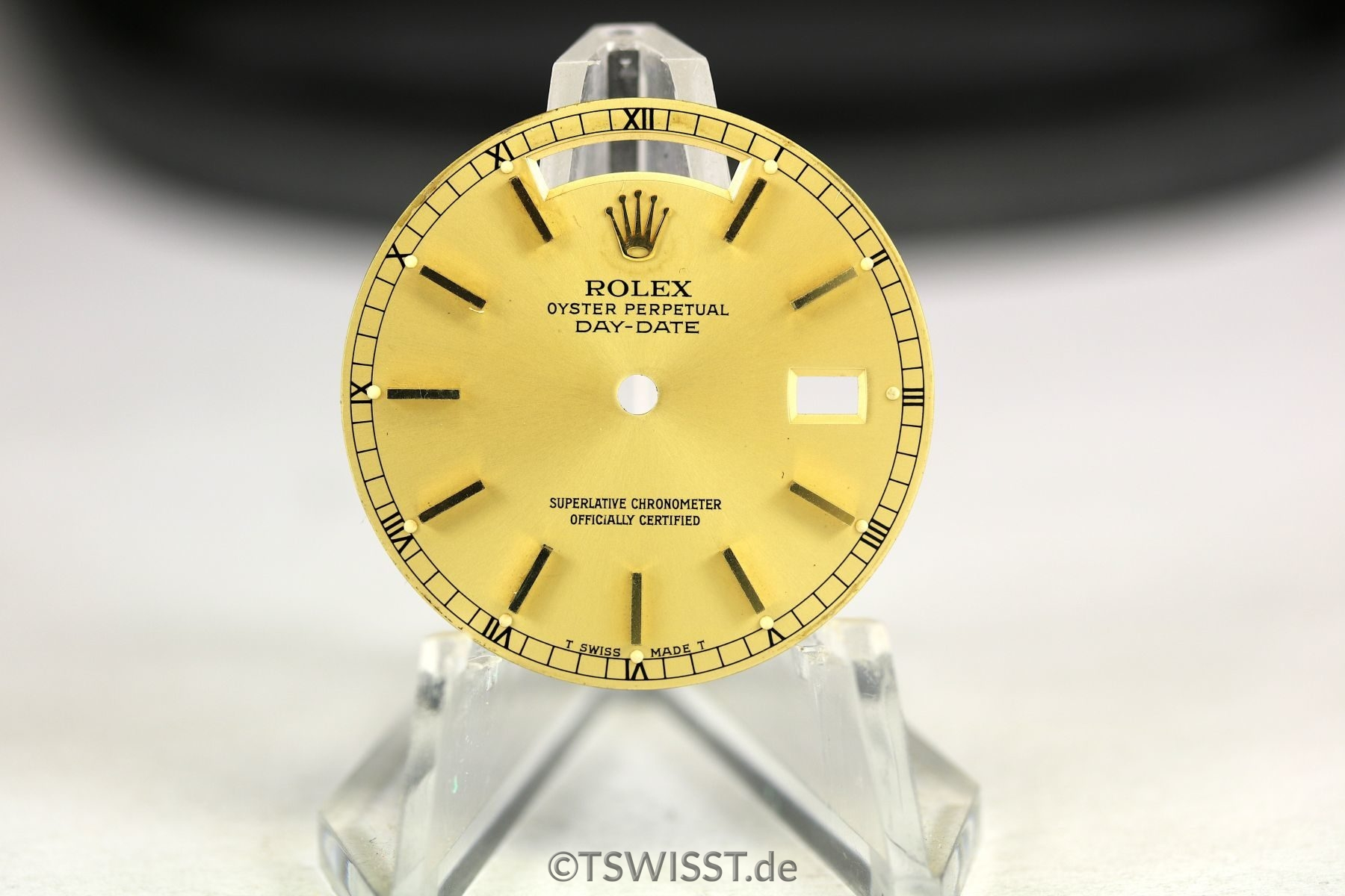 Rolex Day-Date dial incl. hands