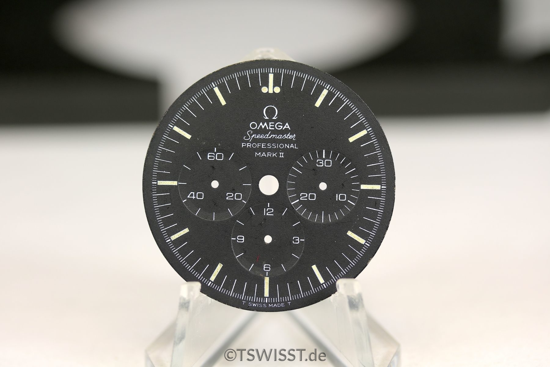 Omega Speedmaster MK II dial