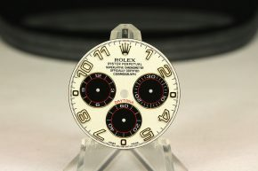 Rolex Daytona racing dial