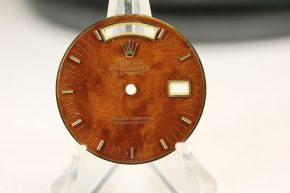 Rolex Day-Date wooden dial