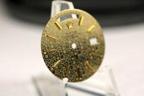 Rolex Daydate Jubilee dial