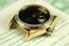 Rolex Day-Date Onyx