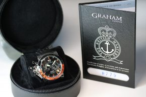 Graham Chronofighter GMT