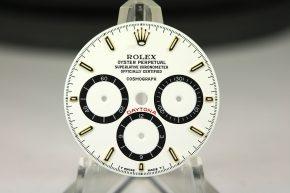 Rolex Daytona floating dial