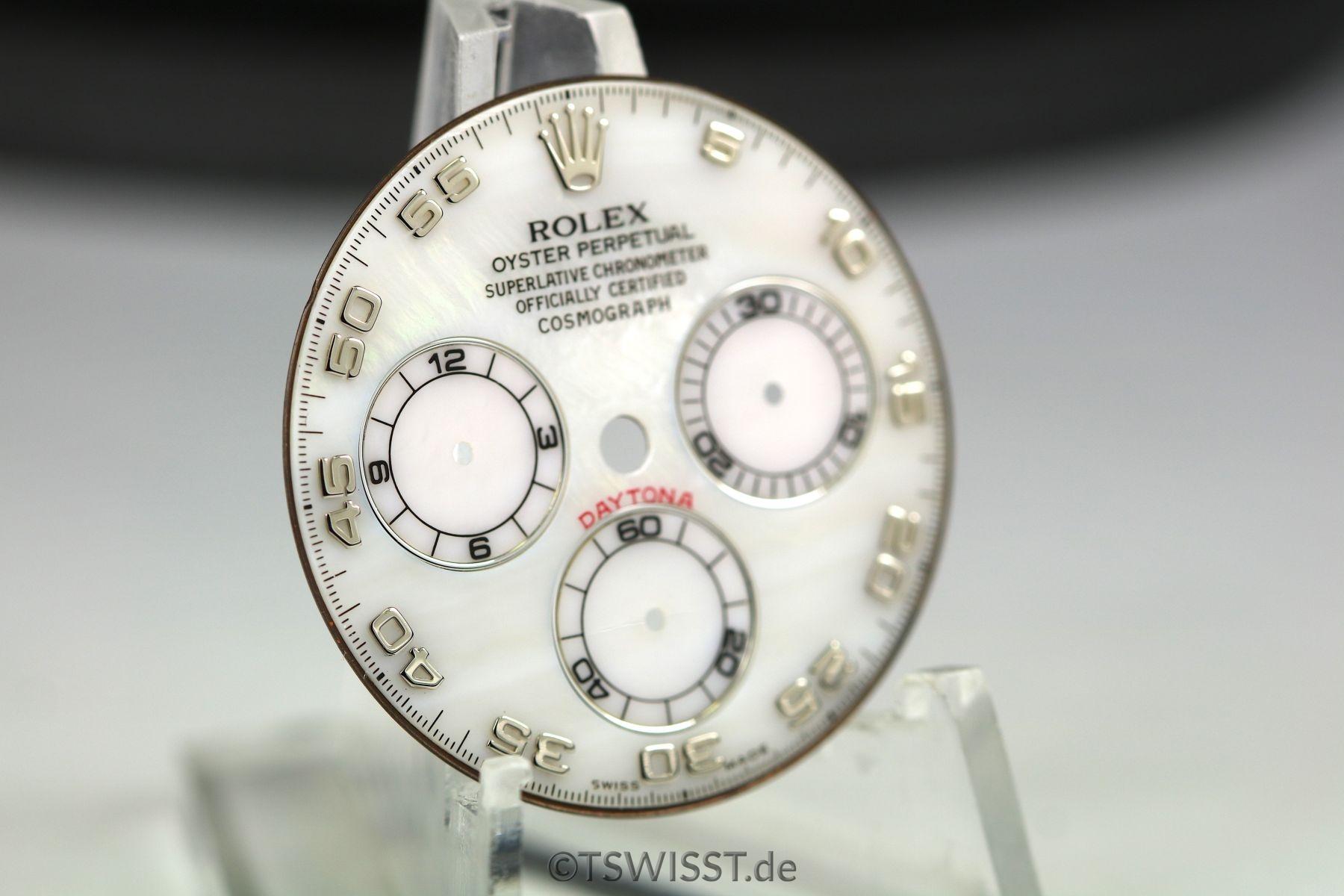 Rolex Daytona MOP dial