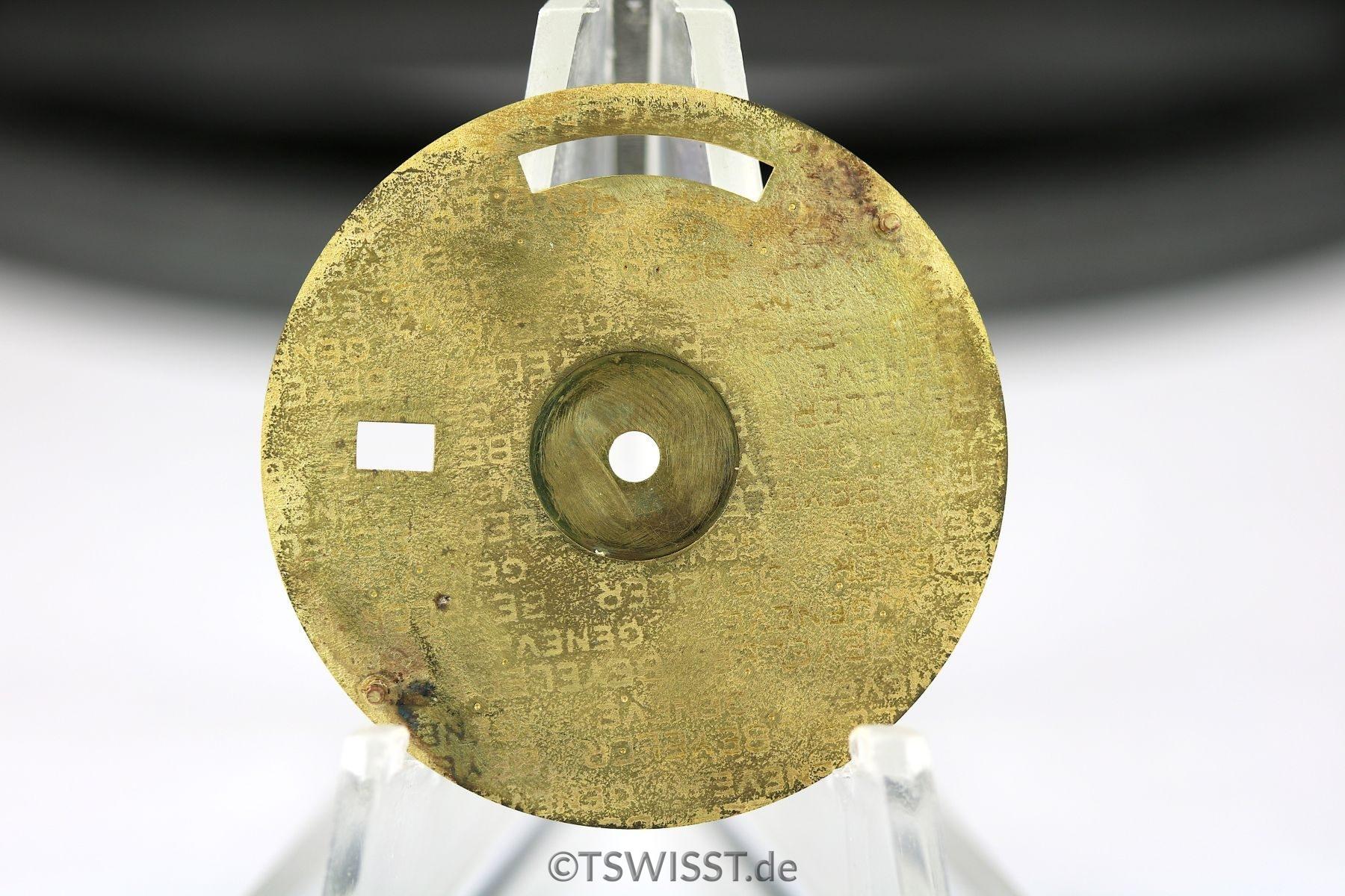 Rolex Day-date linen dial