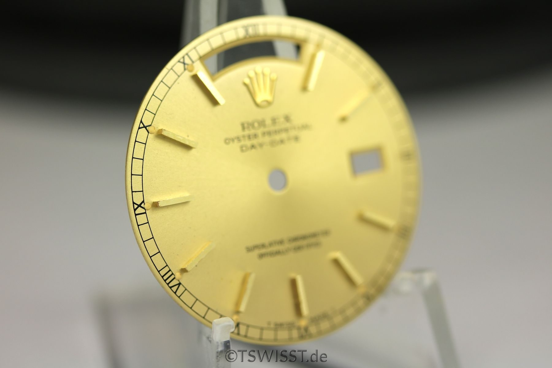 Rolex Day-date champagne dial