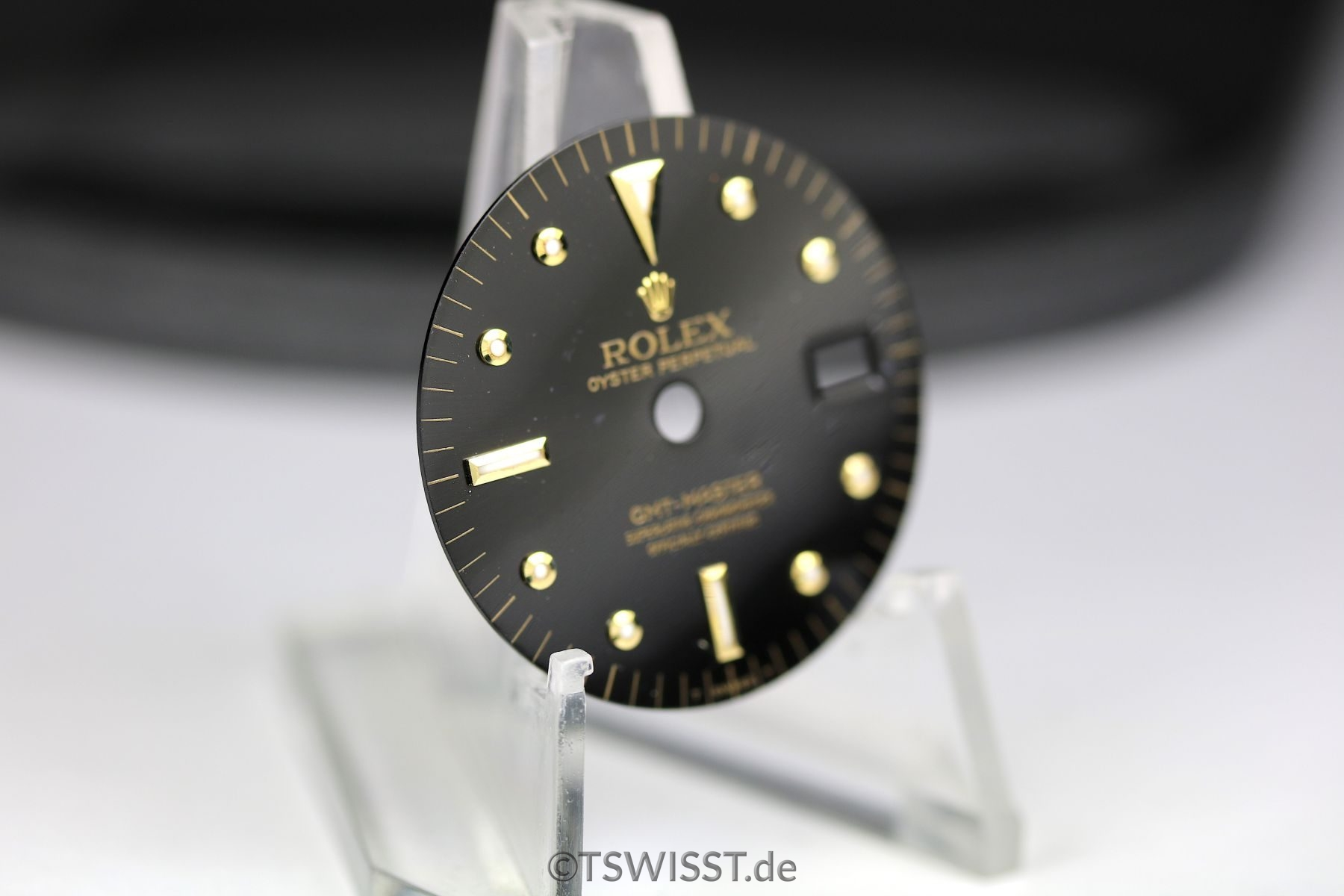 Rolex GMT Nipple dial