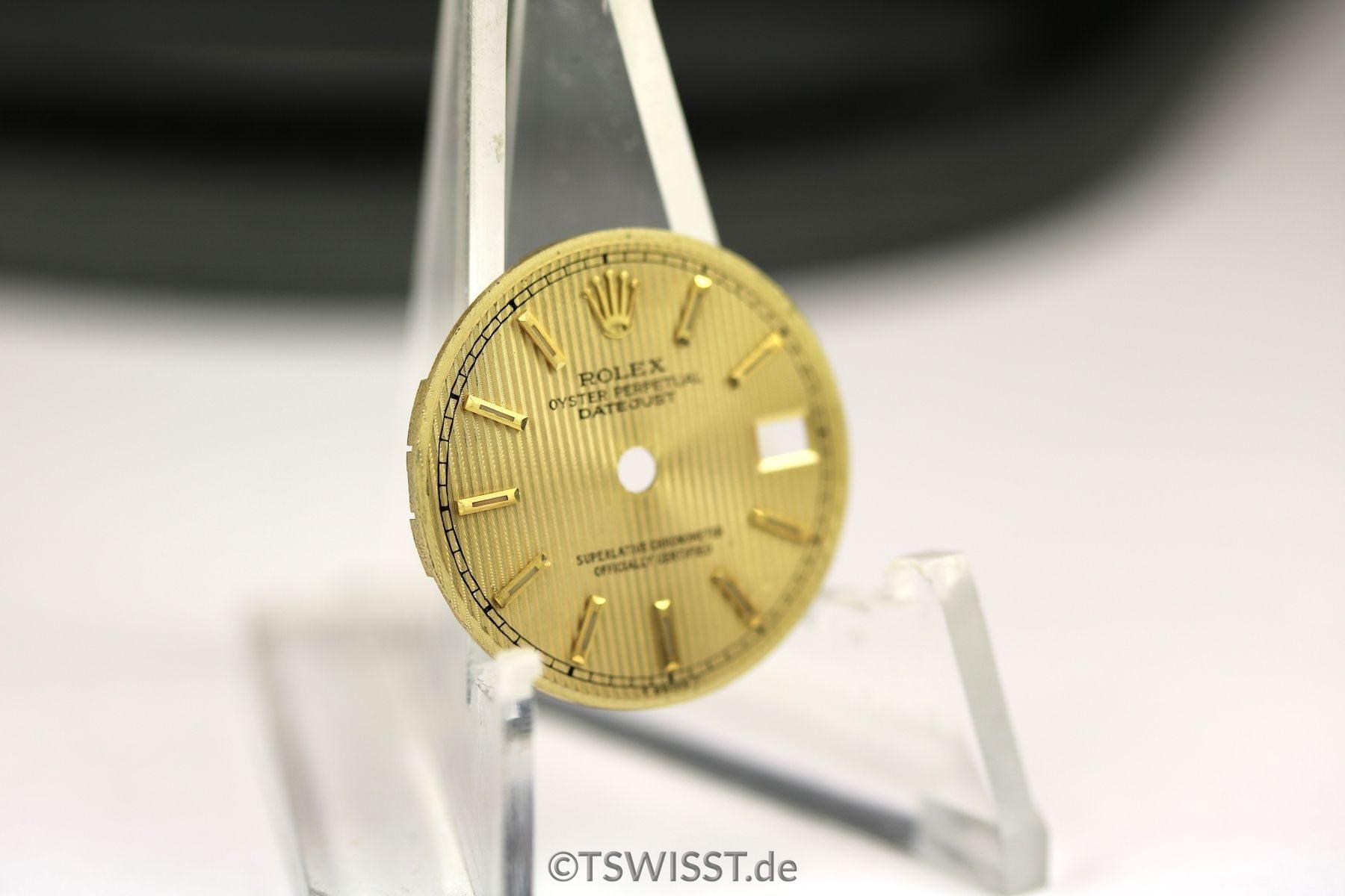 Rolex Date-Just dial