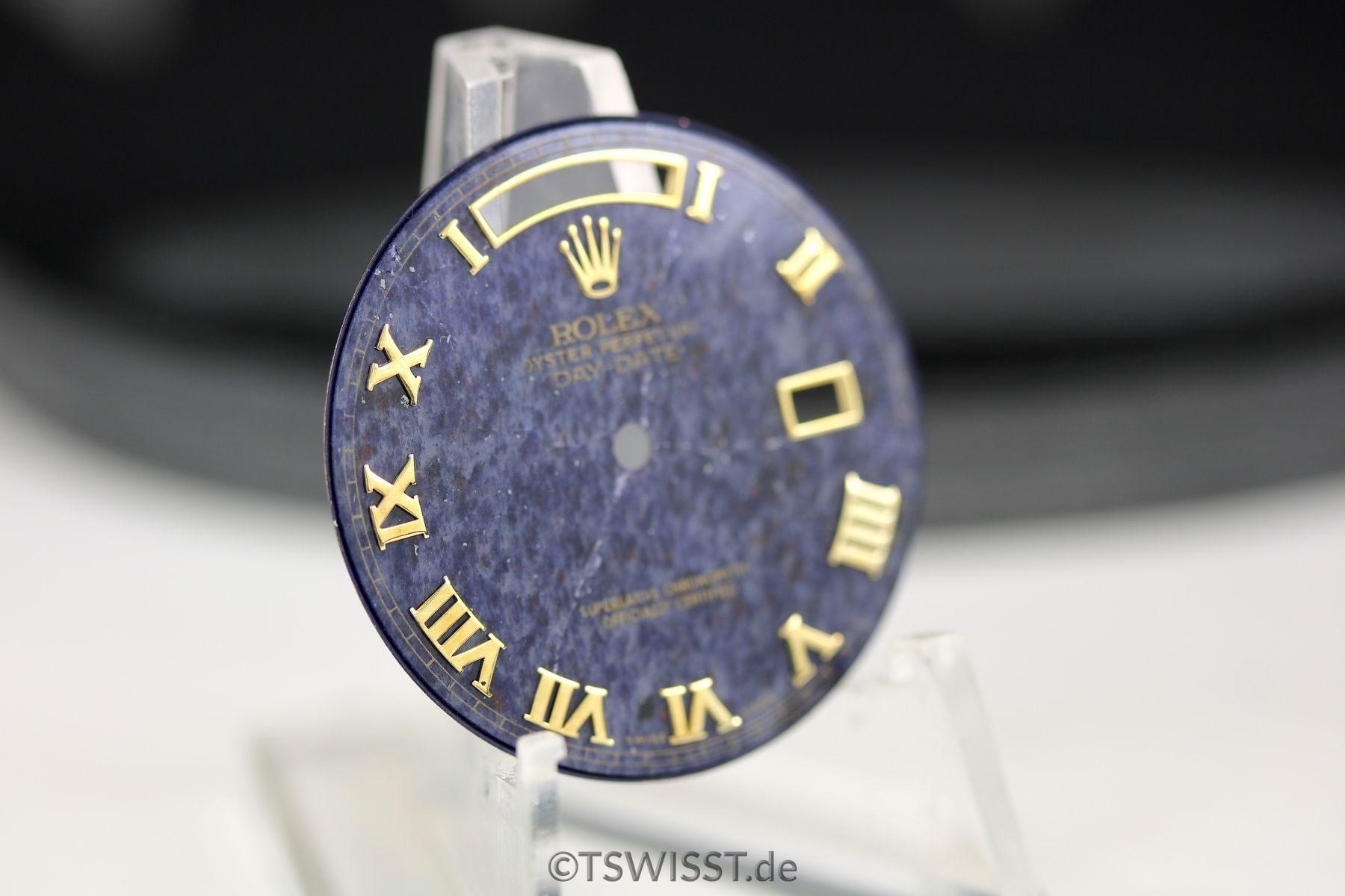 Rolex stone dial Daydate