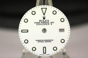 Rolex Explorer II dial