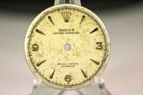 Rolex Bubble Back dial