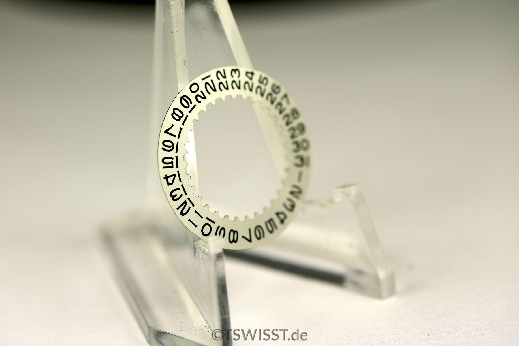 Rolex date wheel