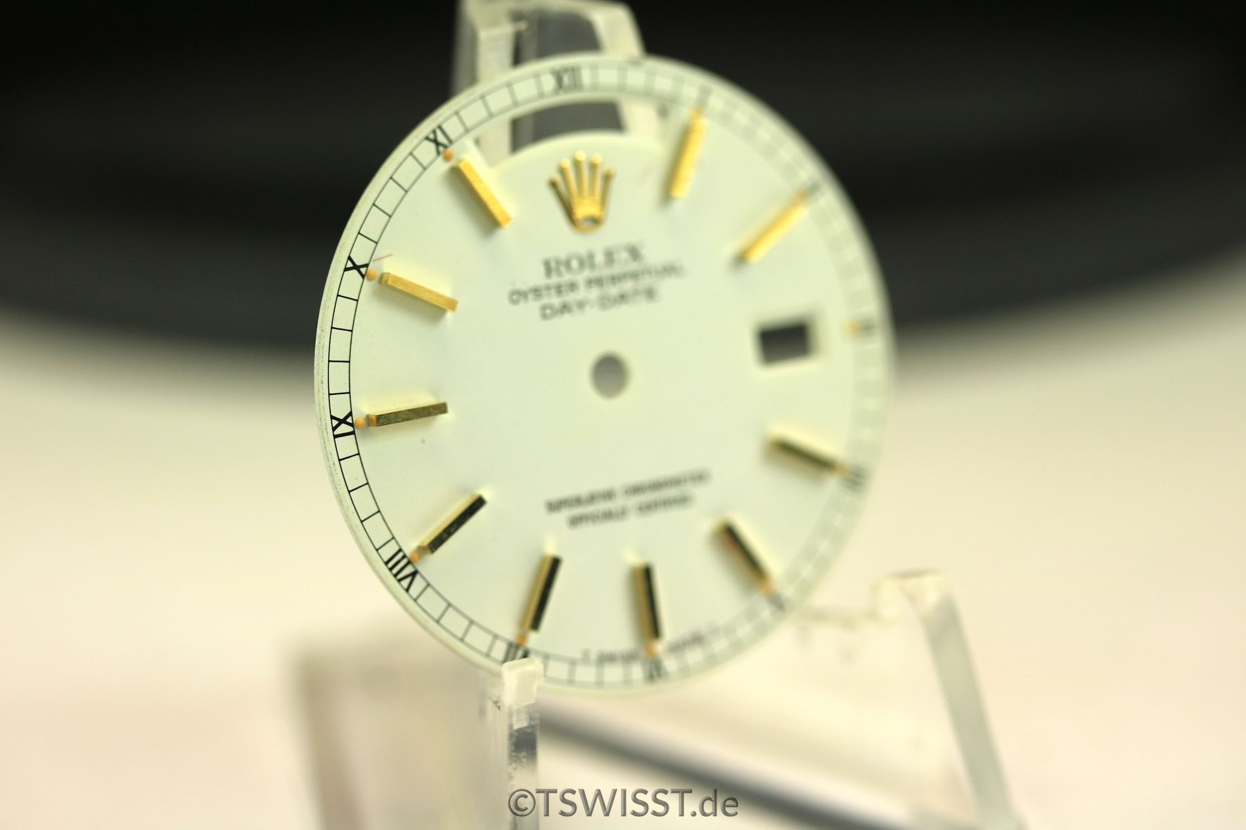 Rolex Daydate dial