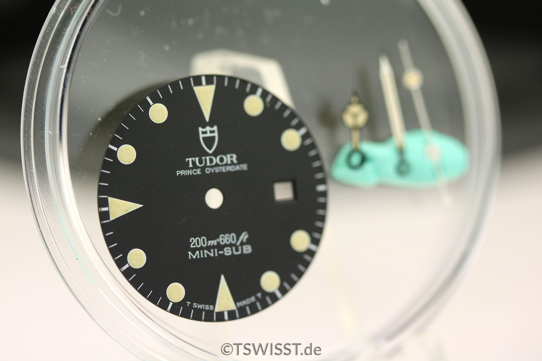 Tudor Mini-Sub dial&hands