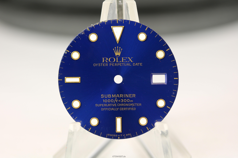 Rolex Submariner 16613 / 16618 dial & hands