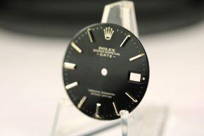 Rolex OP Date gilt dial