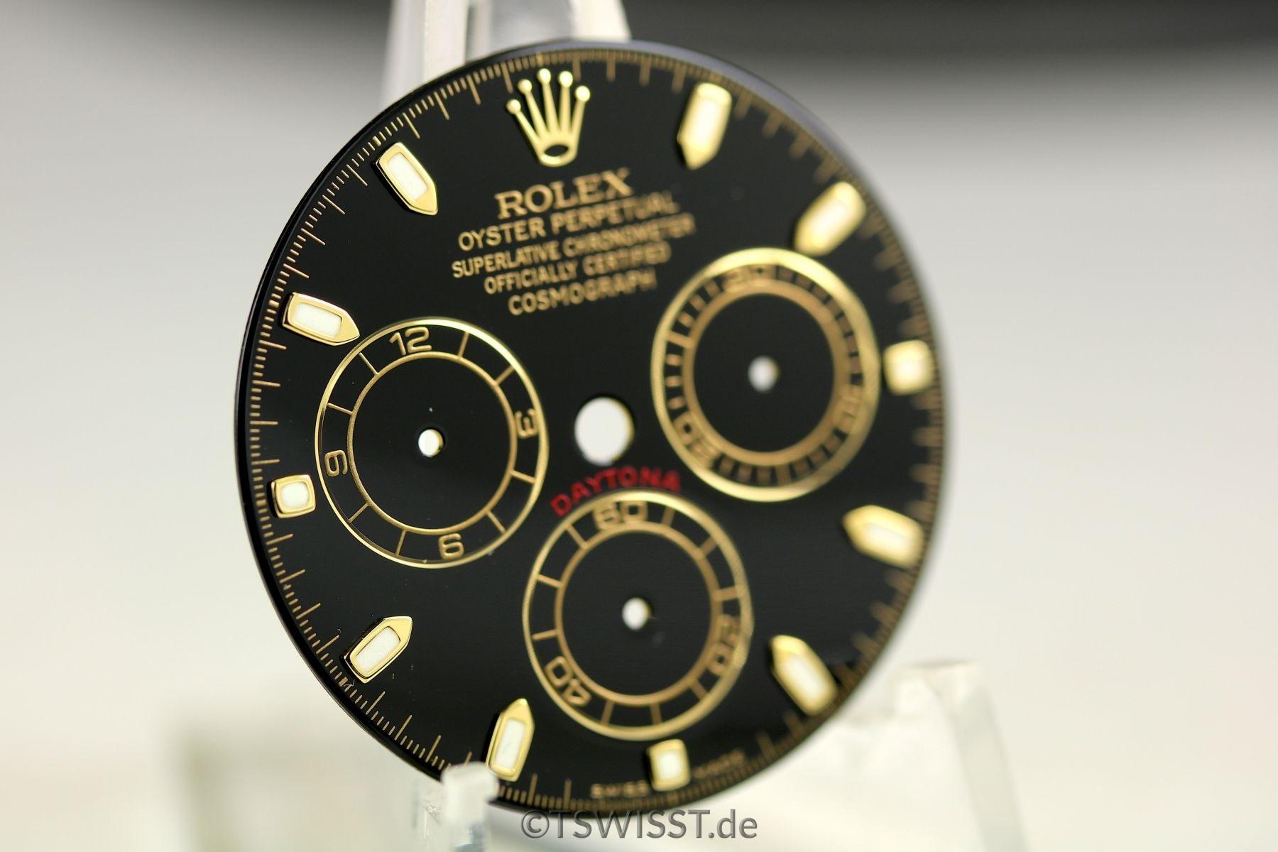 Rolex Daytona dial&hands