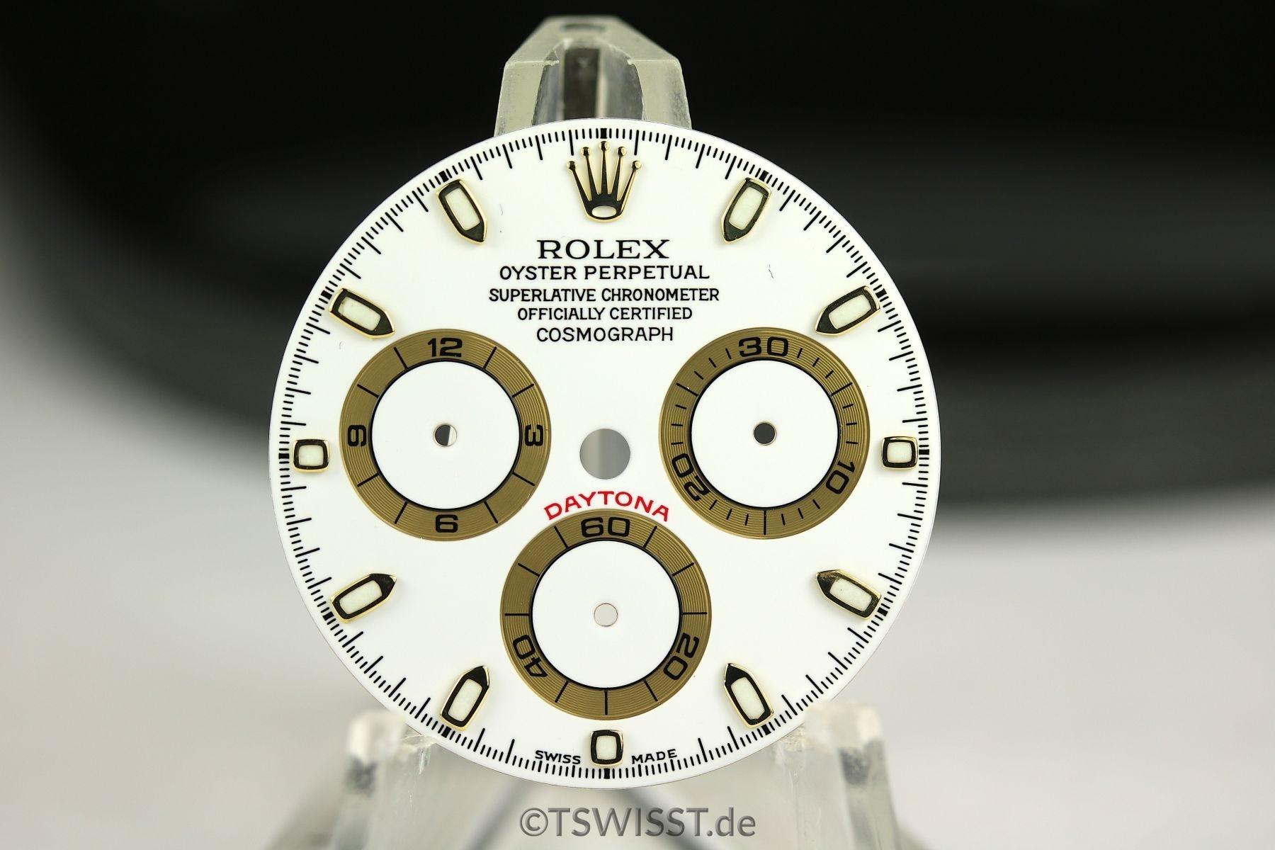 Rolex Daytona hands & dial