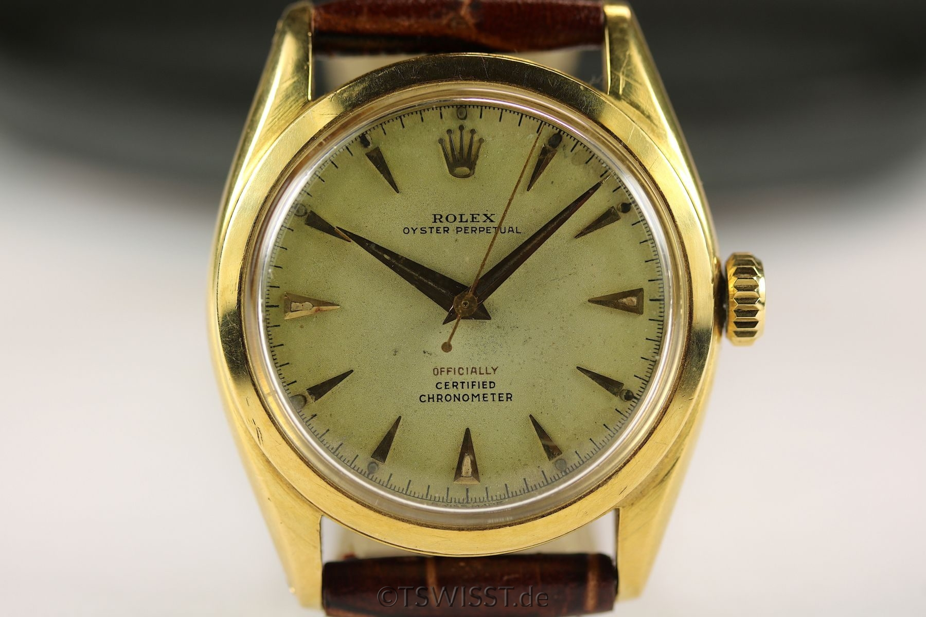 Rolex 6084 with papers