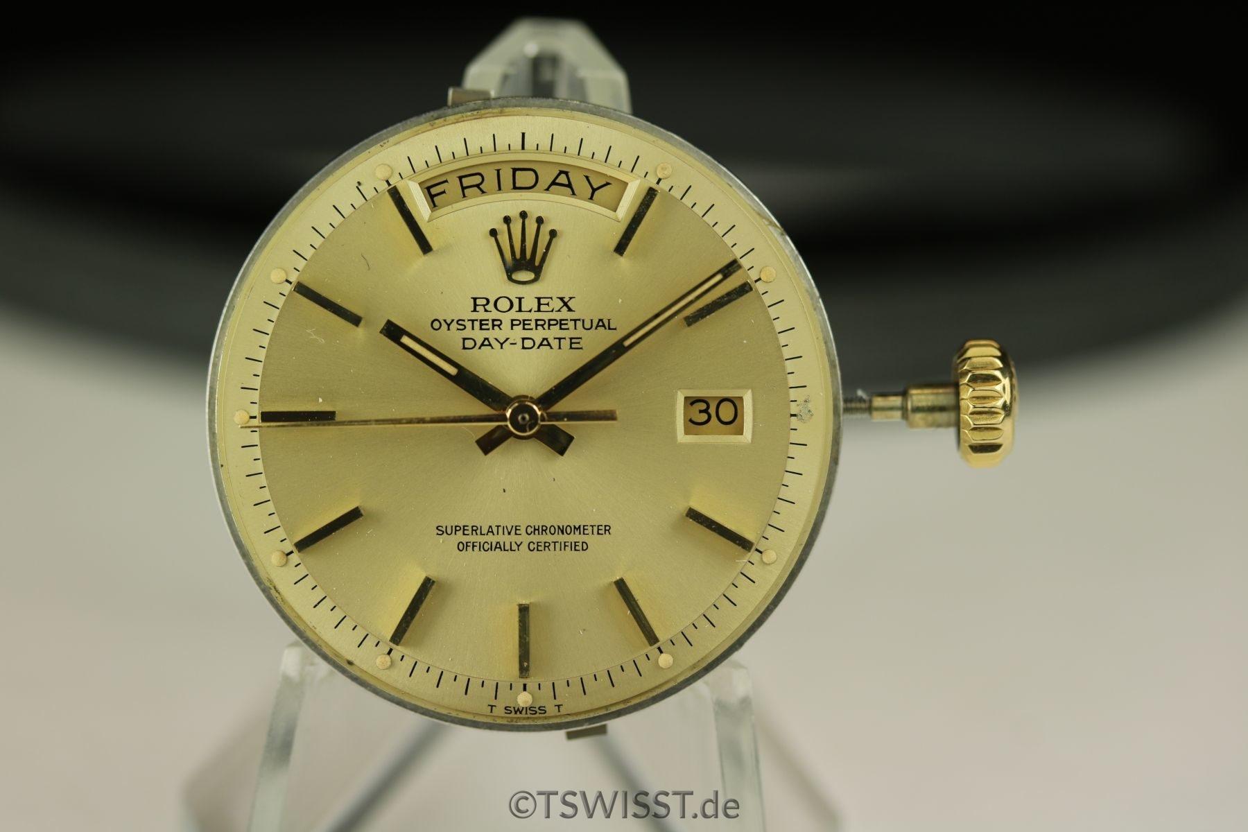 Rolex Day-date caliber 1556