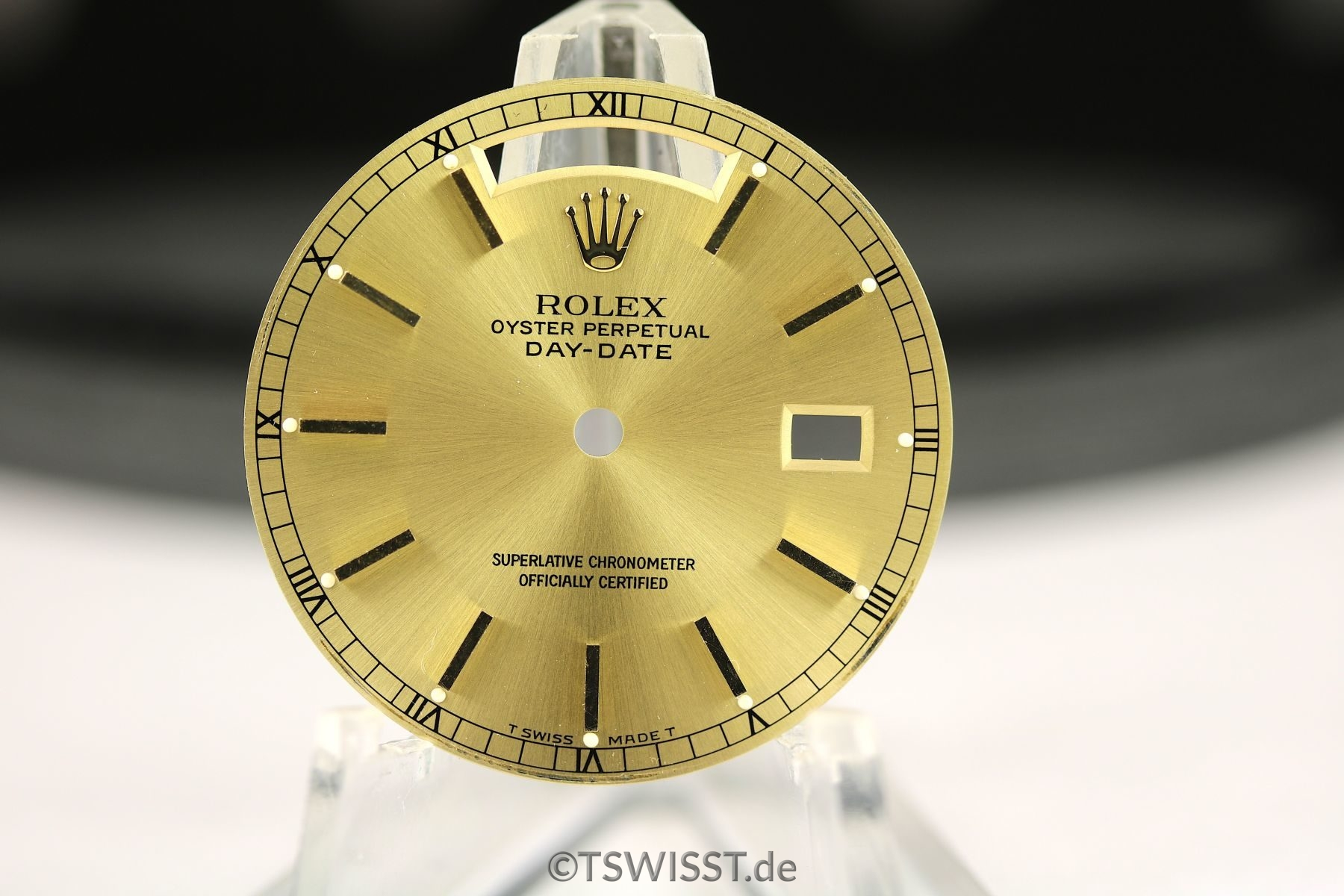 Rolex dial for Day-date