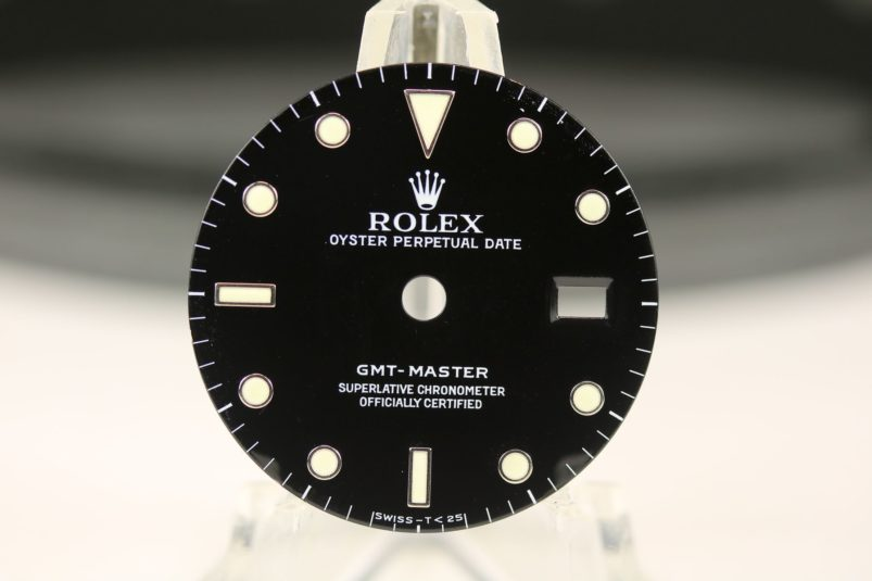 Rolex GMT 16710 / 16700 dial, hands, inlay