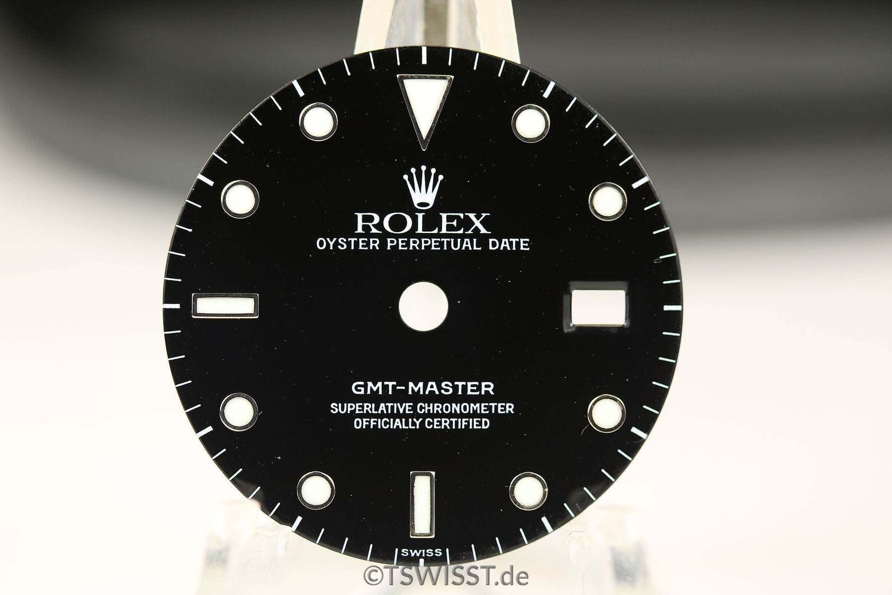 Rolex GMT 16700 Swiss only dial