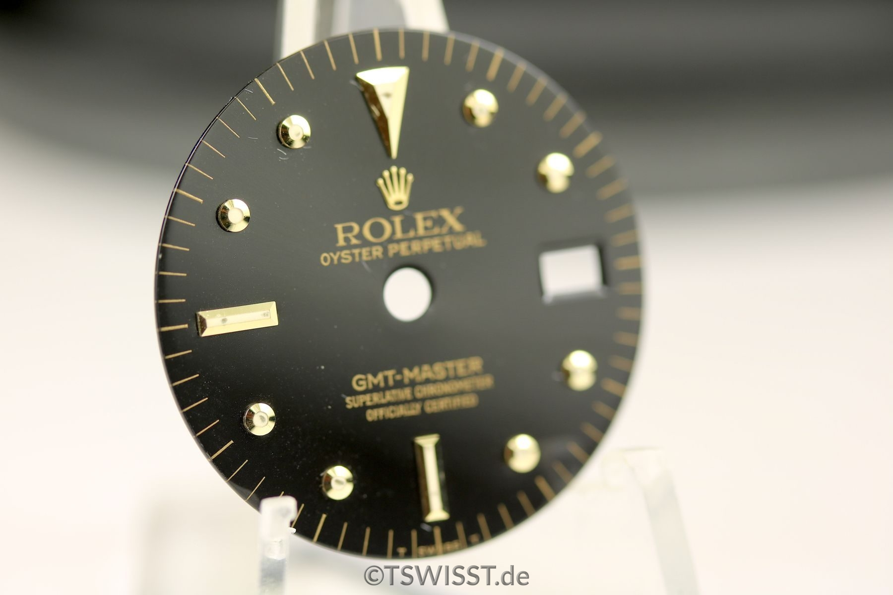 Rolex GMT 1675 nipple dial