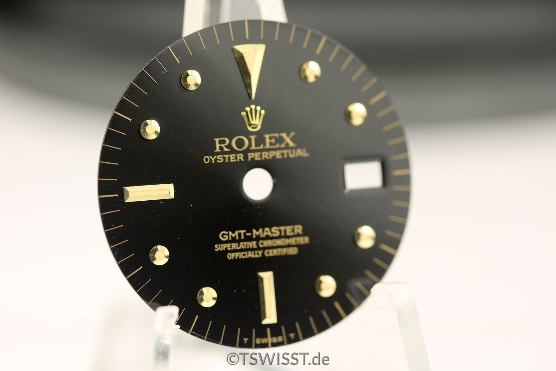 Rolex GMT 1675/8 Nipple dial