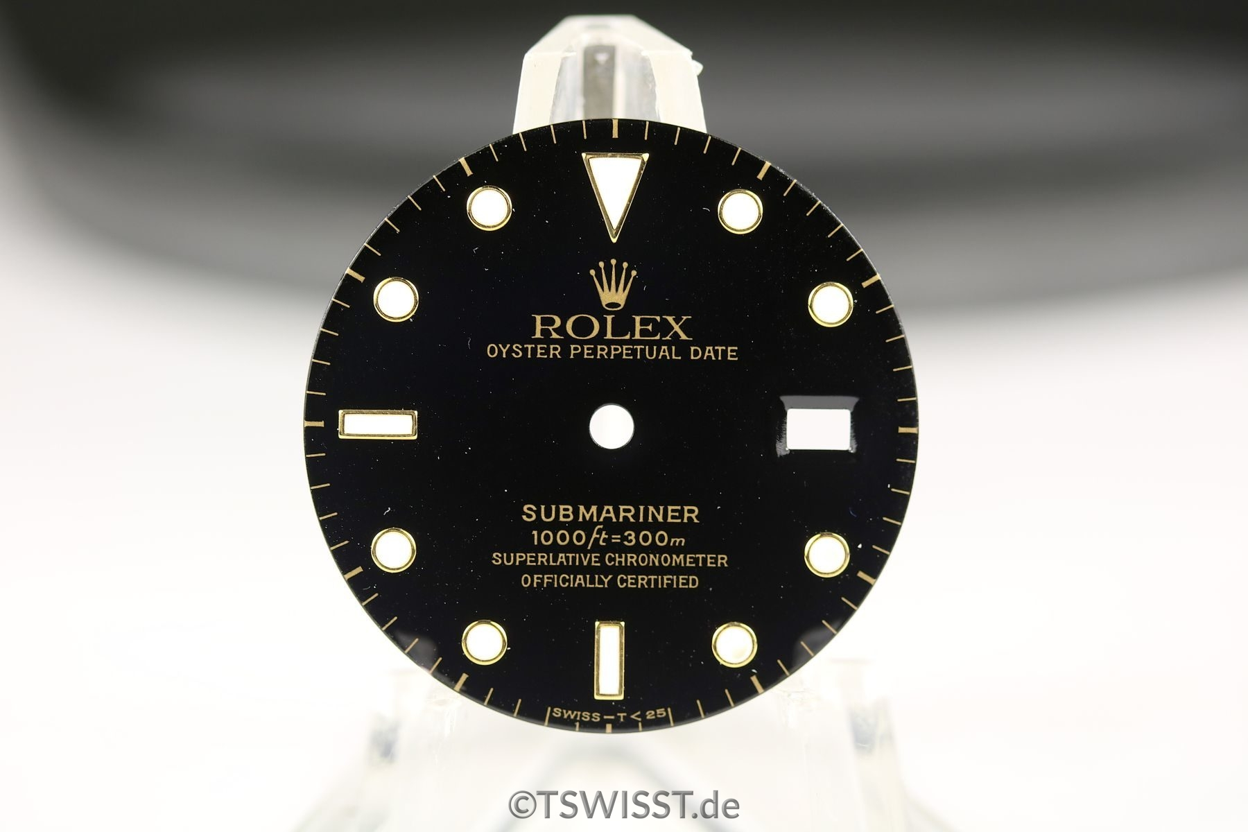 Rolex Submariner dial