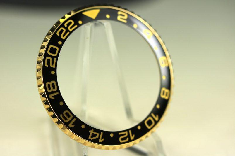 Rolex GMT 116718 bezel