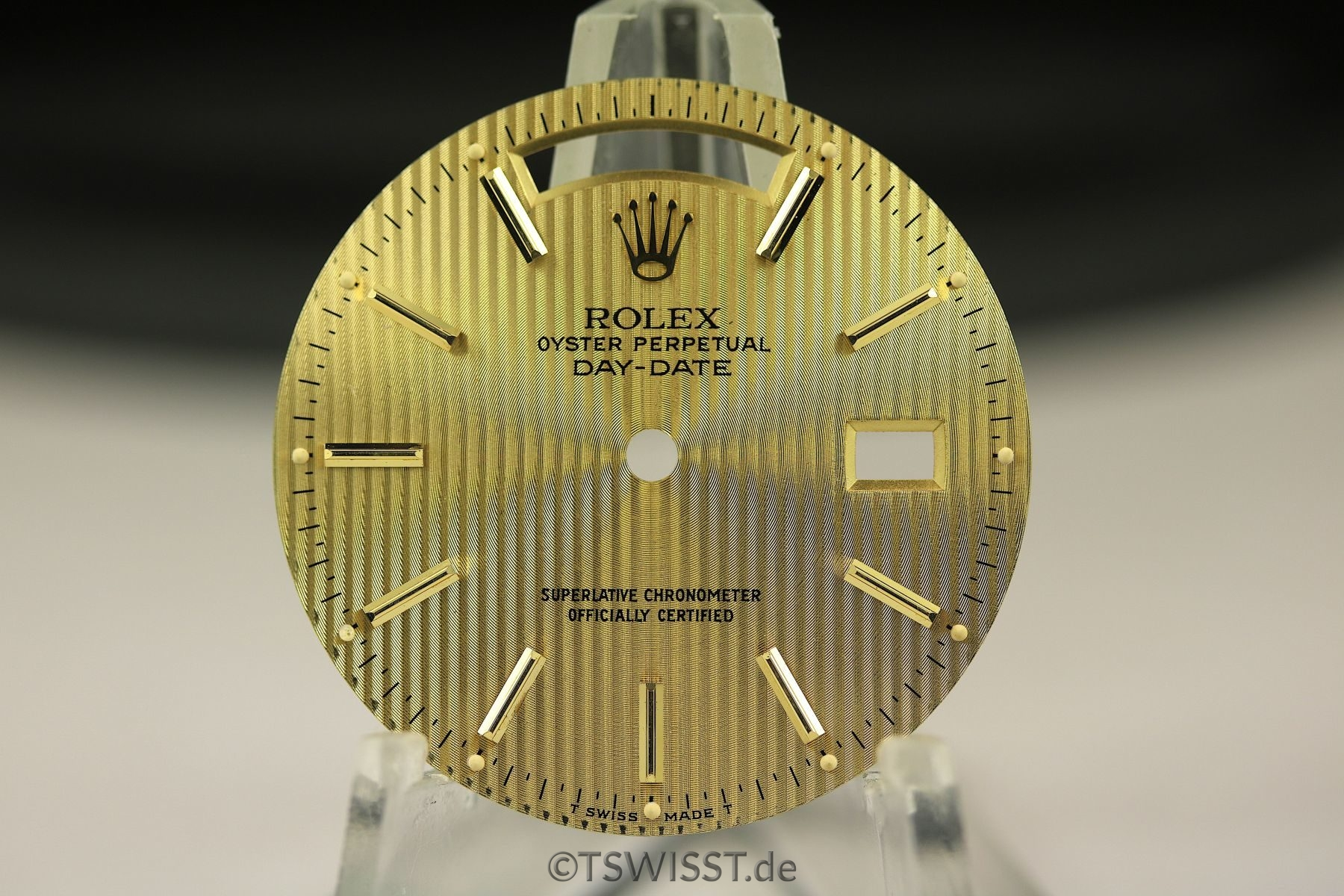 Rolex Day Date Tapestry dial