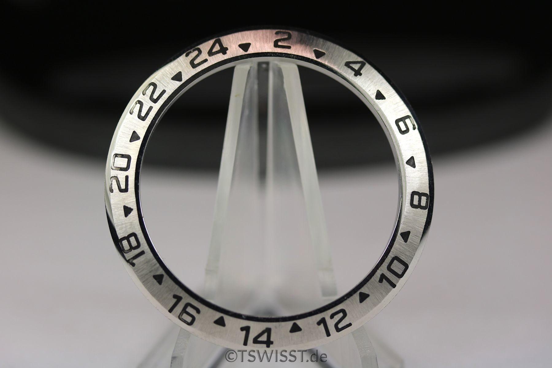 Rolex Explorer 16570 bezel